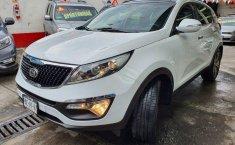 Kia Sportage EX Pack 2.0L 2016 impecable en Benito Juárez-17