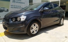 CHEVROLET SONIC LT 2016 IMPECABLE-0