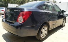 CHEVROLET SONIC LT 2016 IMPECABLE-2