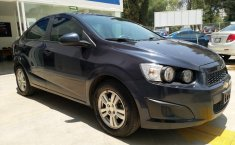 CHEVROLET SONIC LT 2016 IMPECABLE-1