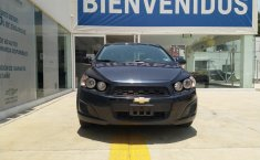 CHEVROLET SONIC LT 2016 IMPECABLE-4