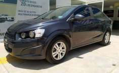 CHEVROLET SONIC LT 2016 IMPECABLE-5