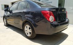 CHEVROLET SONIC LT 2016 IMPECABLE-8