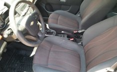 CHEVROLET SONIC LT 2016 IMPECABLE-9