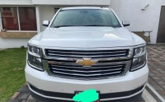 Venta de autos usados Chevrolet Tahoe 2017, Blanco con precios asequibles-1
