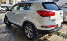 Kia Sportage EX Pack 2.0L 2016 impecable en Benito Juárez-14