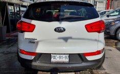 Kia Sportage EX Pack 2.0L 2016 impecable en Benito Juárez-13