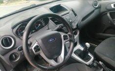 Ford Fiesta 2016 barato en León-9