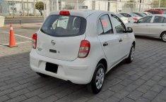 Venta de Nissan March 2020 usado Manual a un precio de 150000 en Iztapalapa-4