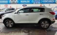 Kia Sportage EX Pack 2.0L 2016 impecable en Benito Juárez-3