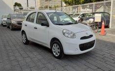 Venta de Nissan March 2020 usado Manual a un precio de 150000 en Iztapalapa-1