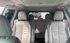 Toyota Sienna 2014 impecable en Tlalpan-1