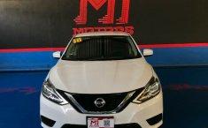 Nissan Sentra Sense T/M 2018 Blanco $ 205,900-7
