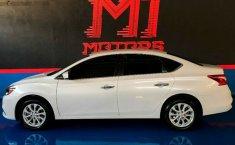 Nissan Sentra Sense T/M 2018 Blanco $ 205,900-6