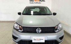 Se vende urgemente Volkswagen Gol Trendline 2020 en Puebla-0