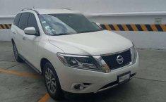 Se vende urgemente Nissan Pathfinder 2015 en Iztapalapa-2