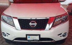 Se vende urgemente Nissan Pathfinder 2015 en Iztapalapa-1