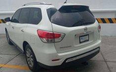 Se vende urgemente Nissan Pathfinder 2015 en Iztapalapa-0