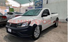 Volkswagen Saveiro Starline 2018 usado en Guadalajara-9