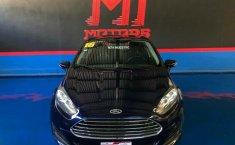 Ford Fiesta SE HB T/M 2016 Azul Cobalto $ 156,700-9