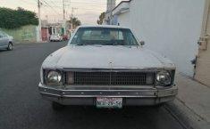 Chevy Nova 1978 standar 4+R 6 cilindros factura original-0