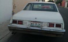 Chevy Nova 1978 standar 4+R 6 cilindros factura original-1