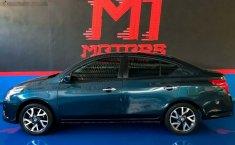 Nissan Versa Exclusive T/A 2016 Azul $ 165,800-10