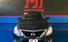 Nissan Versa Exclusive T/A 2016 Azul $ 165,800-8