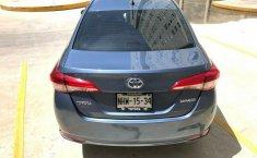 Toyota Yaris Core Cvt 2018 Factura Original Agencia Un Dueño-7