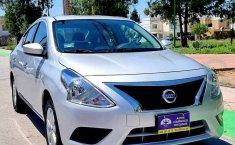 Nissan Versa Sense 2019 impecable en San Luis Potosí-6