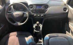 Auto Hyundai Grand I10 2018 de único dueño en buen estado-12