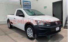 Volkswagen Saveiro Starline 2018 usado en Guadalajara-6
