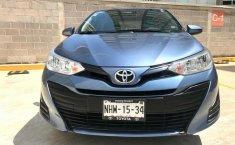 Toyota Yaris Core Cvt 2018 Factura Original Agencia Un Dueño-3