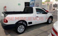 Volkswagen Saveiro Starline 2018 usado en Guadalajara-3