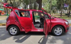 Sonic LT 2016 TM Hatchback factura agencia-5
