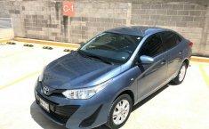 Toyota Yaris Core Cvt 2018 Factura Original Agencia Un Dueño-0