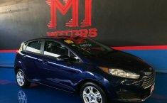 Ford Fiesta SE HB T/M 2016 Azul Cobalto $ 156,700-1