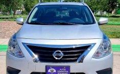 Nissan Versa Sense 2019 impecable en San Luis Potosí-1