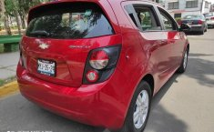 Sonic LT 2016 TM Hatchback factura agencia-0