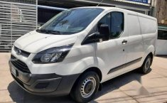 Ford transit van corta 2015 impecable-8