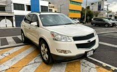 CHEVROLET TRAVERSE 2012 PAQUETE B PIEL CON QUEMACOCOS-9