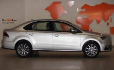 Volkswagen Vento 2020 4p Comfortline Plus Tiptroni-14
