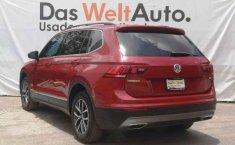 Volkswagen Tiguan 2018 5p Confortline L4/1.4/T-10