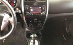 Nissan Versa 2017 4p Advance L4/1.6 Aut-10