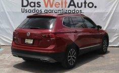 Volkswagen Tiguan 2018 5p Confortline L4/1.4/T-7