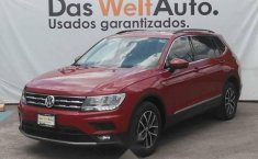 Volkswagen Tiguan 2018 5p Confortline L4/1.4/T-4