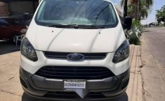 Ford transit van corta 2015 impecable-0