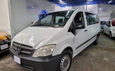 Mercedes Benz Vito Pasajeros 2013 Fac Agencia-0