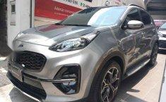 Kia Sportage 2019 5p SX, 2.4 L, TA Piel, QCP GPS R-6