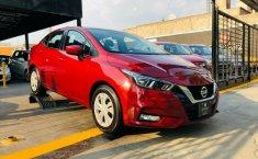 Auto Nissan Versa Sense 2020 de único dueño en buen estado-6
